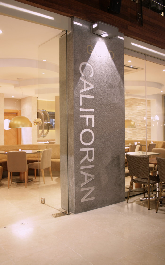 Califorian Restaurant – Kıbrıs